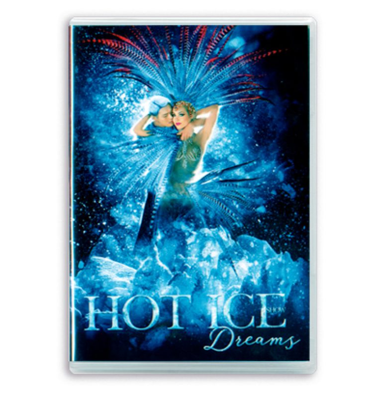 Hot Ice Dreams DVD