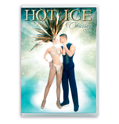 Hot Ice Obsession DVD