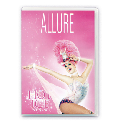 Hot Ice Allure DVD