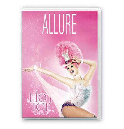 Hot Ice Allure DVD