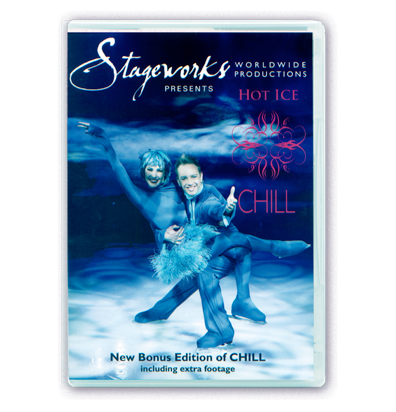 Hot Ice Chill DVD