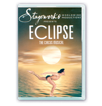 Eclipse - The Circ Musical DVD