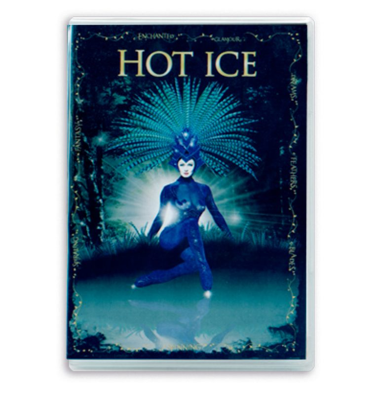 Hot Ice Enchanted DVD