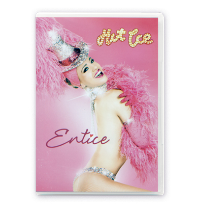 Hot Ice Entice DVD
