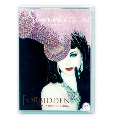Forbidden Show DVD