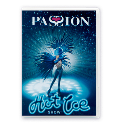 Hot Ice Passion DVD