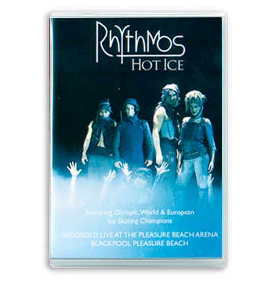 Hot Ice Rhythmos DVD