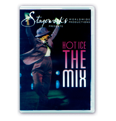 Hot Ice The Mix DVD