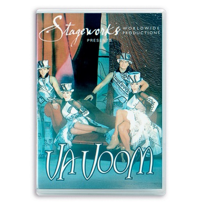 Hot Ice VaVoom DVD