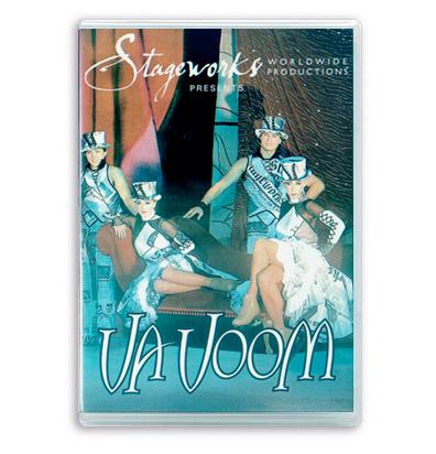 Hot Ice VaVoom DVD