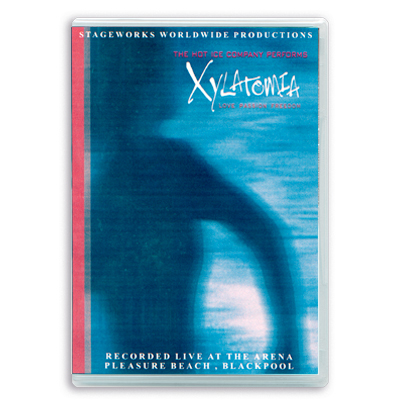 Hot Ice Xylatomia DVD