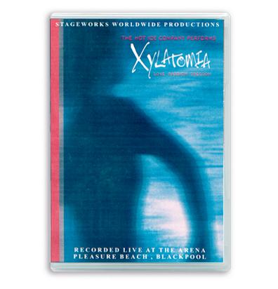 Hot Ice Xylatomia DVD