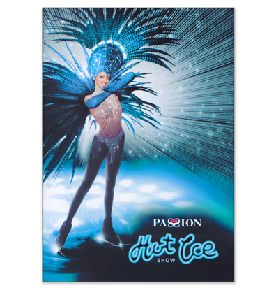 Hot Ice Passion Show Programme