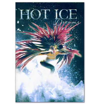 Hot Ice Dreams Show Programme