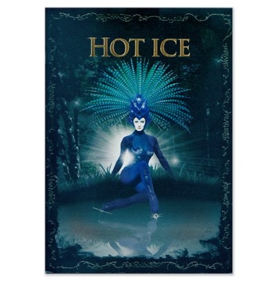 Hot Ice Enchanted Show Programme