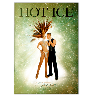 Hot Ice Obsession Show Programme